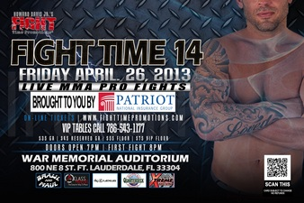 Fight_Time_14_Poster
