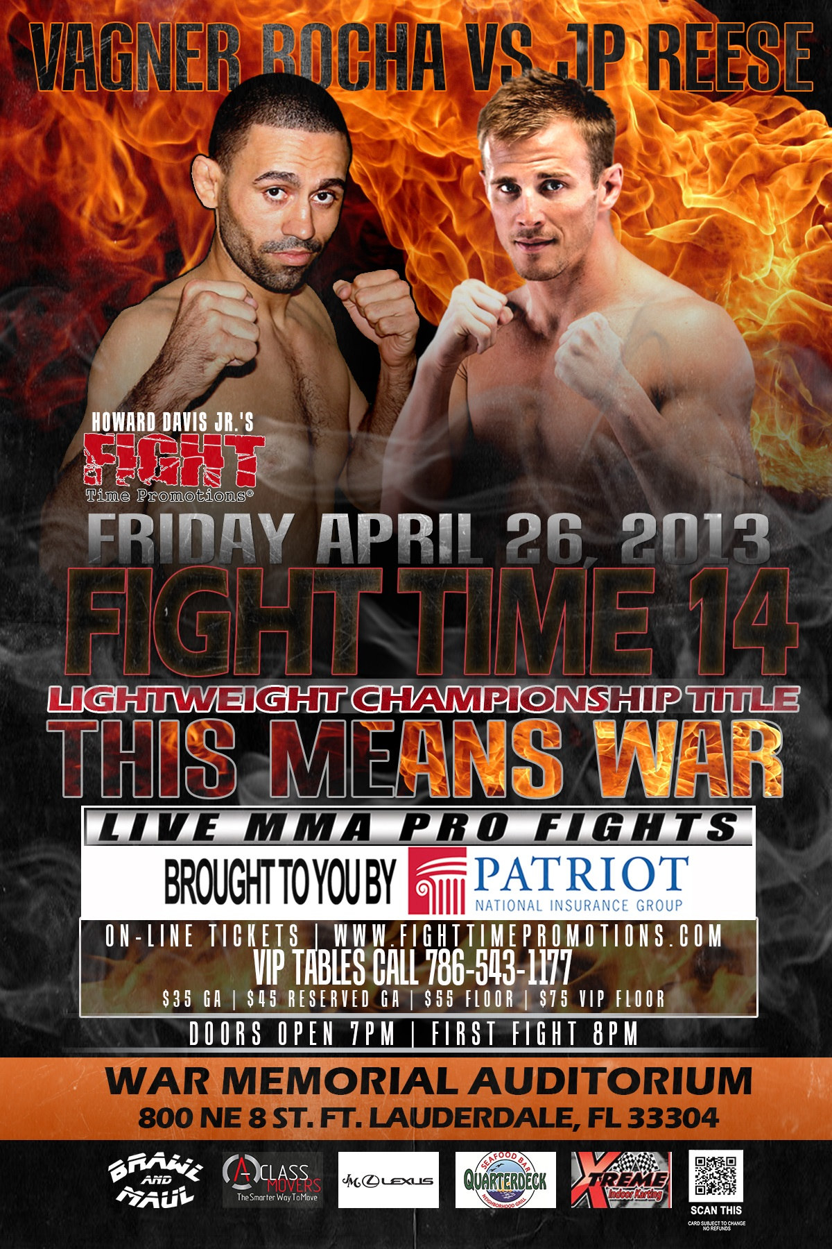 fight time 14