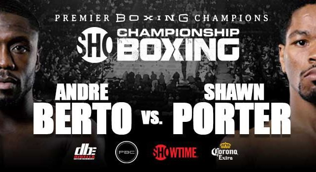 Porter vs. Berto