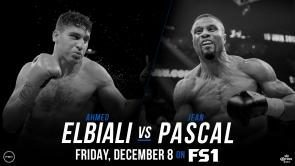 Elbiali vs. Pascal: Curtain Call or Lights Out ?